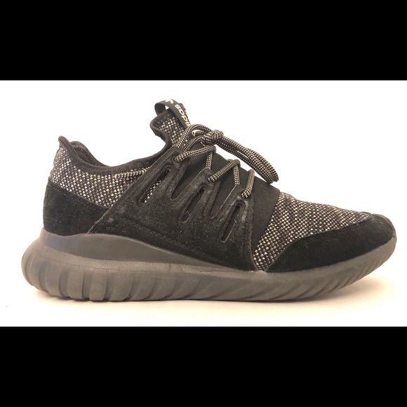 lowest price 472e0 bba4a Adidas Originals Tubular Radial Black Size 9. adidas.  M 5ca5a4652f4831bad95256e2. M 5ca5a4662e7c2fda1dc2b4eb.  M 5ca5a468d1aa25eab6a08202